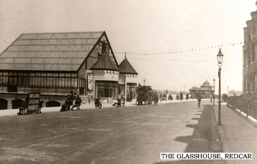 The Glasshouse, Redcar