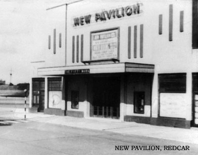 The New Pavilion, Redcar