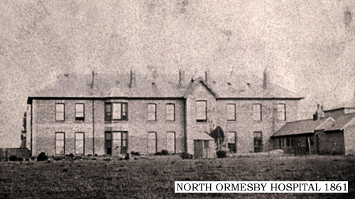 North Ormesby Cottage Hospital 1861
