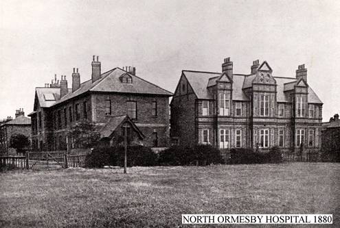 North Ormesby Hospital 1880