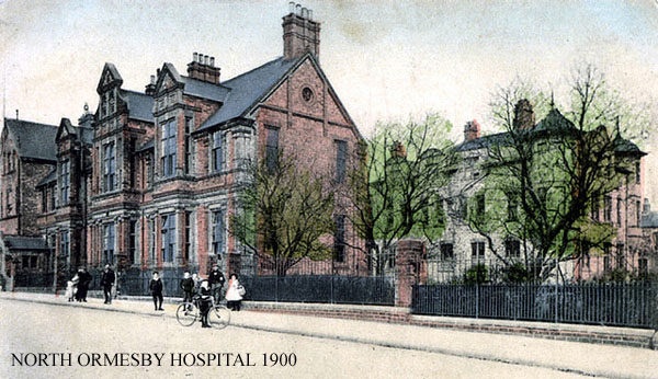 North Ormesby Hospital 1900
