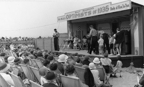 Billy Scarrow's Optimists of 1935, Redcar
