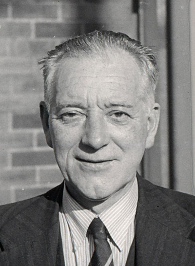 Billy Scarrow, circa 1950